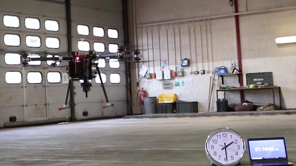 「水素燃料ドローン」にヒットの兆し。飛行時間が爆発的に延びる