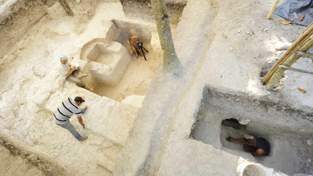 お墓ではない? マヤ文明の儀式で使ったサウナでした