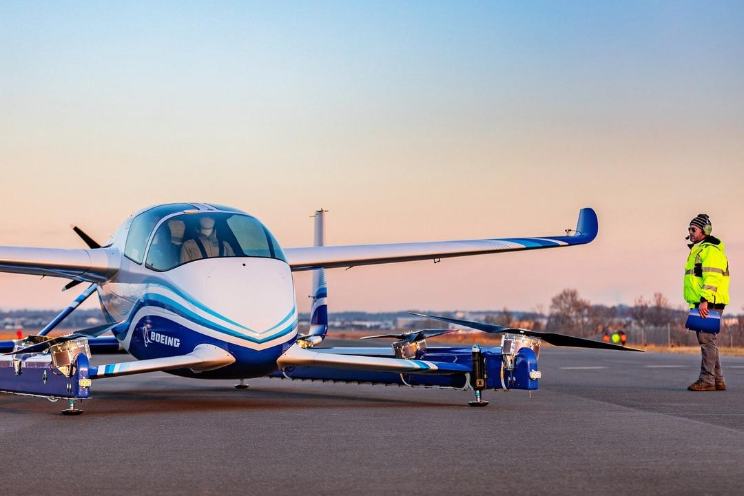 ボーイング、空飛ぶタクシーの垂直飛行実験に成功!