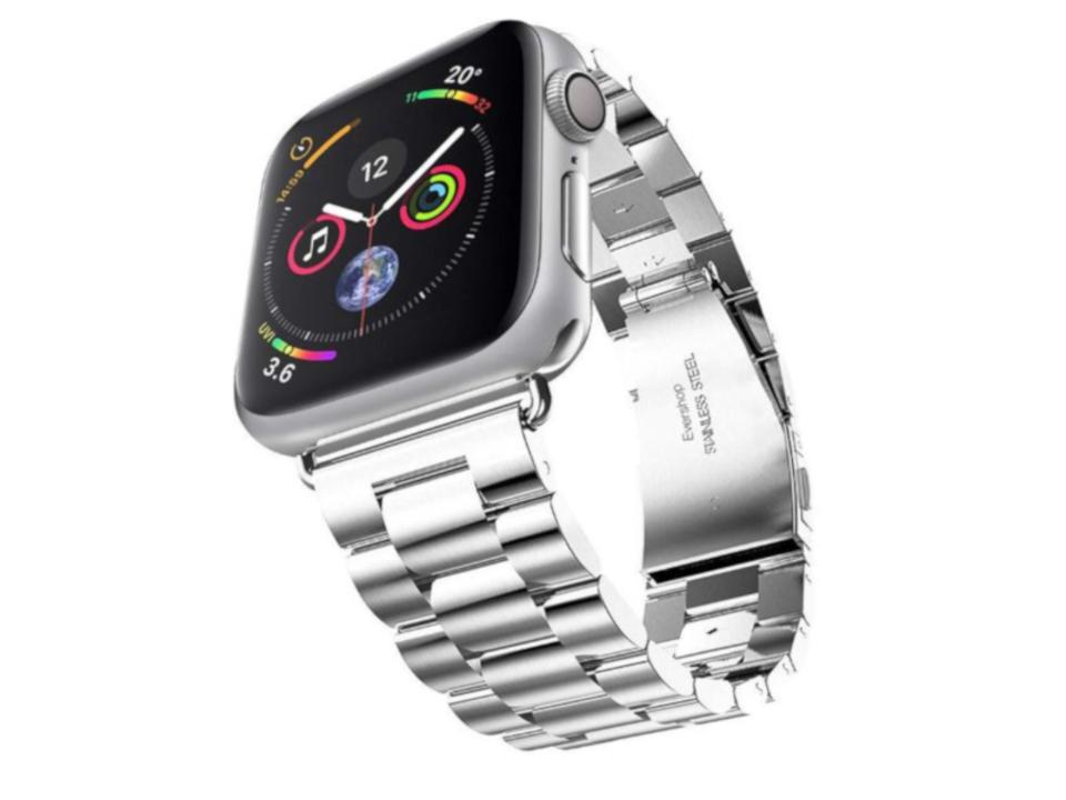 【きょうのセール情報】Amazonタイムセールで80%以上オフも! 1,000円台のApple Watch専用のステンレスベルトやUSB Type-C変換アダプタ4個セットがお買い得に