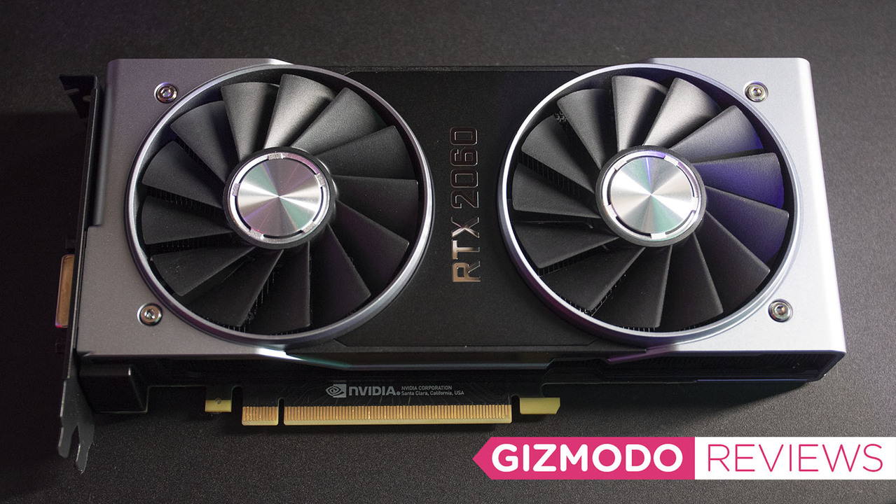 NvidiaのレイトレーシングGPU「GeForce RTX 2060」レビュー:最安値だけど文句なく良質