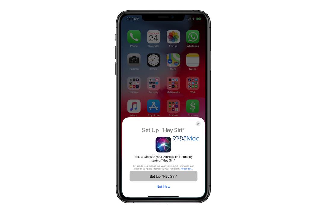 新型AirPods用の「Hey Siri」か!? iOSベータ版にヒントあり