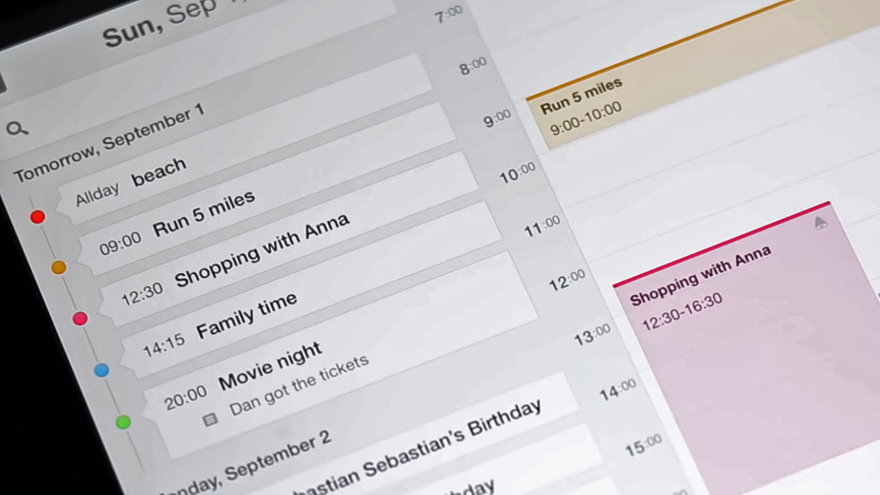 もっと便利なカレンダーアプリ5選。これで2019年を切り抜けよう!