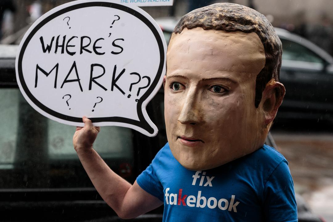 Facebookの新機能「Community Action」からは危険な香りしかしない