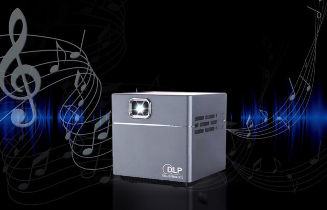eb2bdc7b51 あと2日!iPhone XSよりも軽い超小型プロジェクター「Pico Cube A」が ...