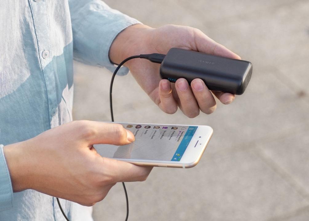 持ち歩きに最適。Ankerの新型モバイルバッテリー「PowerCore 10000 Redux」が限定20%OFFに