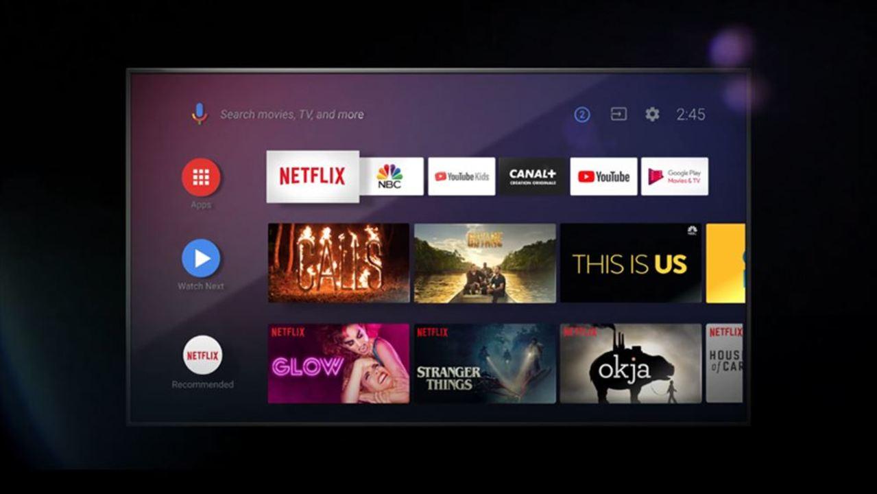 Android TVなんか地味によくなってる