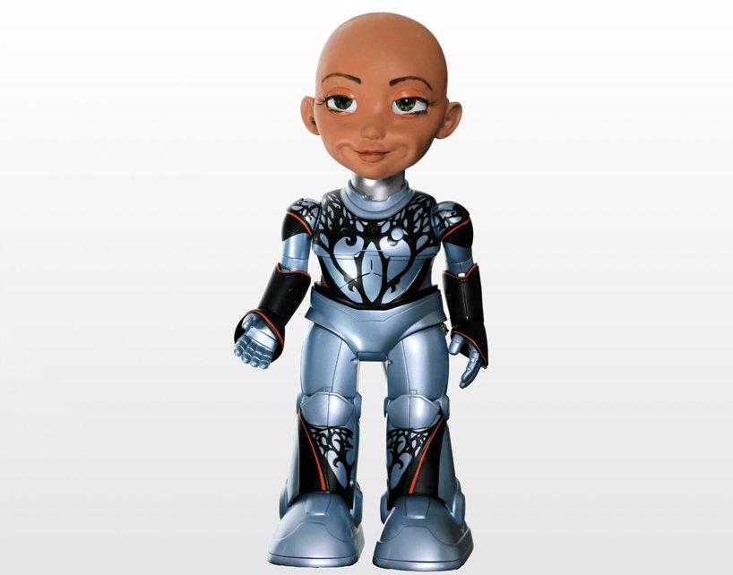 ロボットのソフィアに小さな妹が誕生。プログラミングを教えてくれるよ
