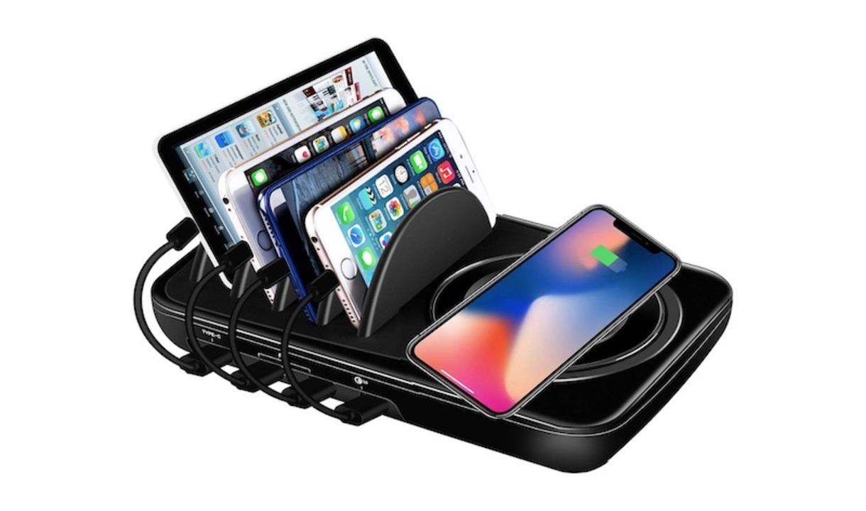 【きょうのセール情報】Amazonタイムセール祭りで最大80%以上オフも! ワイヤレス充電対応のチャージステーションやケーブル内蔵のモバイルバッテリーがお買い得に
