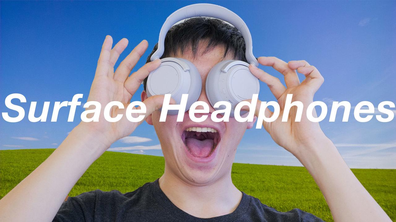 【プレゼント!】PayPayだけじゃなくてこっちもね「Surface Headphones」