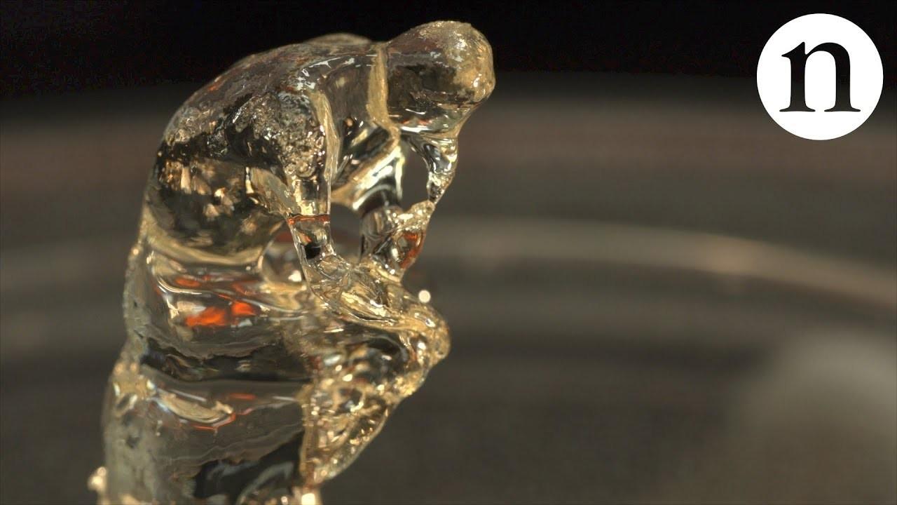 樹脂のプールからいきなり立体が誕生。新しい3Dプリント技術の研究