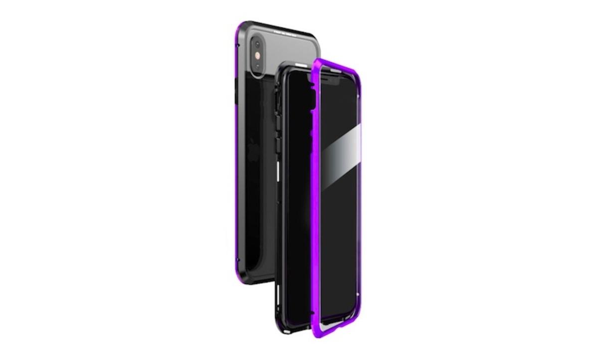 磁石の力でカチッとな。 iPhoneを挟み込んで武装強化できるケース「LUPHIE(ルフィ)」