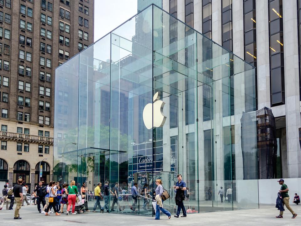 ガラス張りのNYのApple直営店、今年前半にも再オープンの見込み