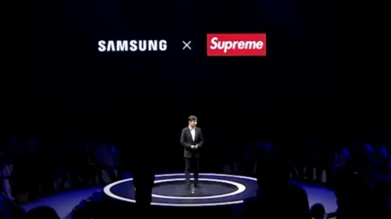 中国サムスン、やっとSupremeのパチモンとの業務提携をキャンセル