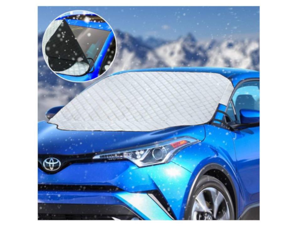 【きょうのセール情報】Amazonタイムセールで90%以上オフも! フロントガラス凍結防止シートや4,000円台の小型プロジェクターがお買い得に