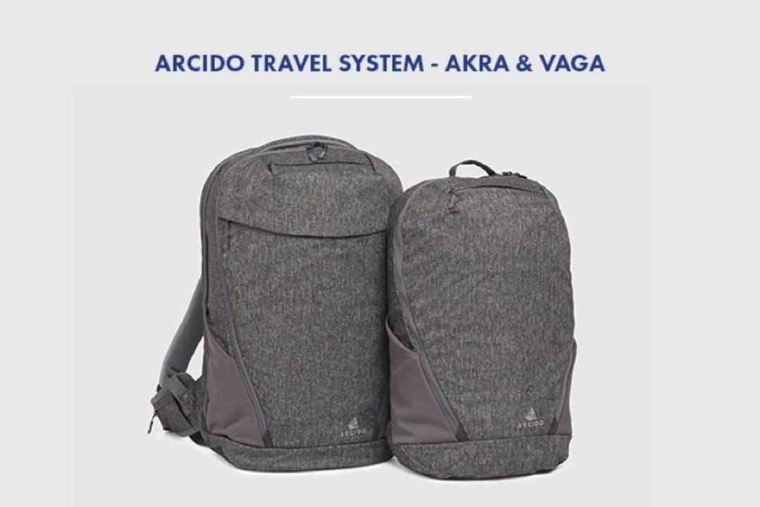 残り3日でキャンペーン終了!総重量1.3kgの超軽量バックパック「Akra」と「Vaga」