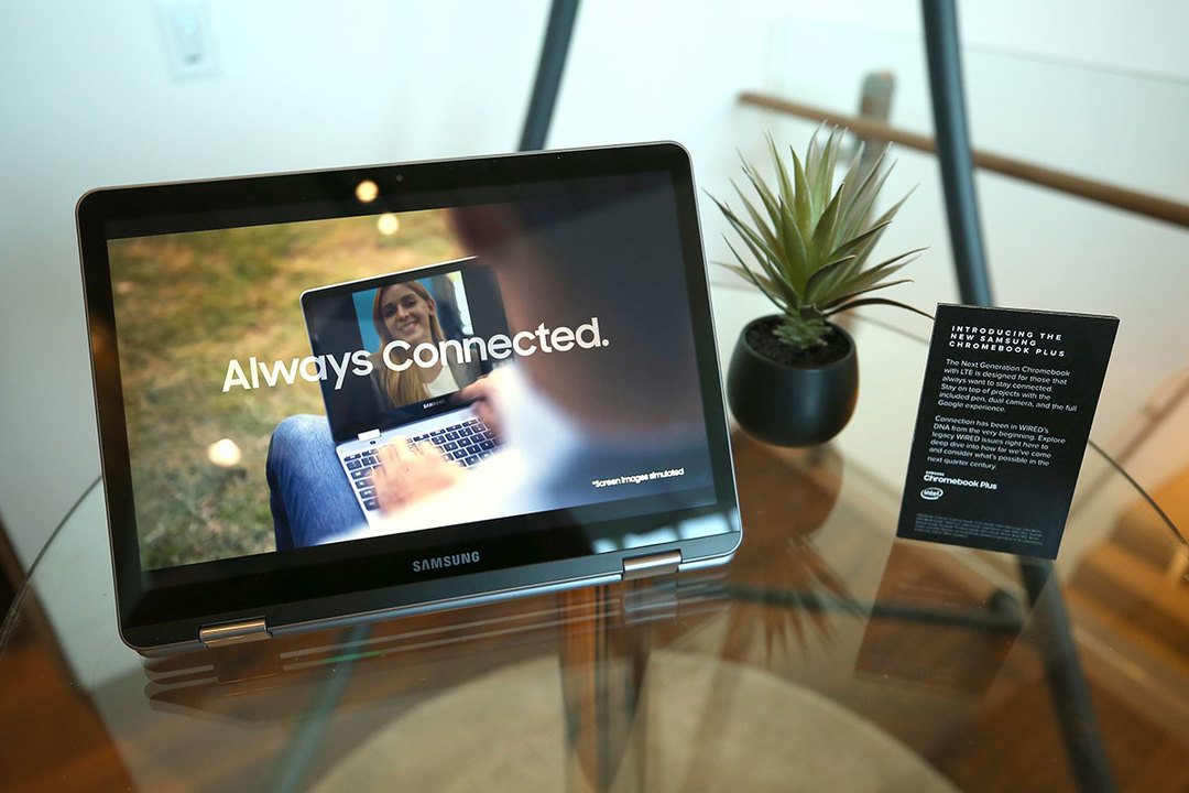 タッチ一発でテザリング開始。ChromebookとAndroidの連携が拡大したよ