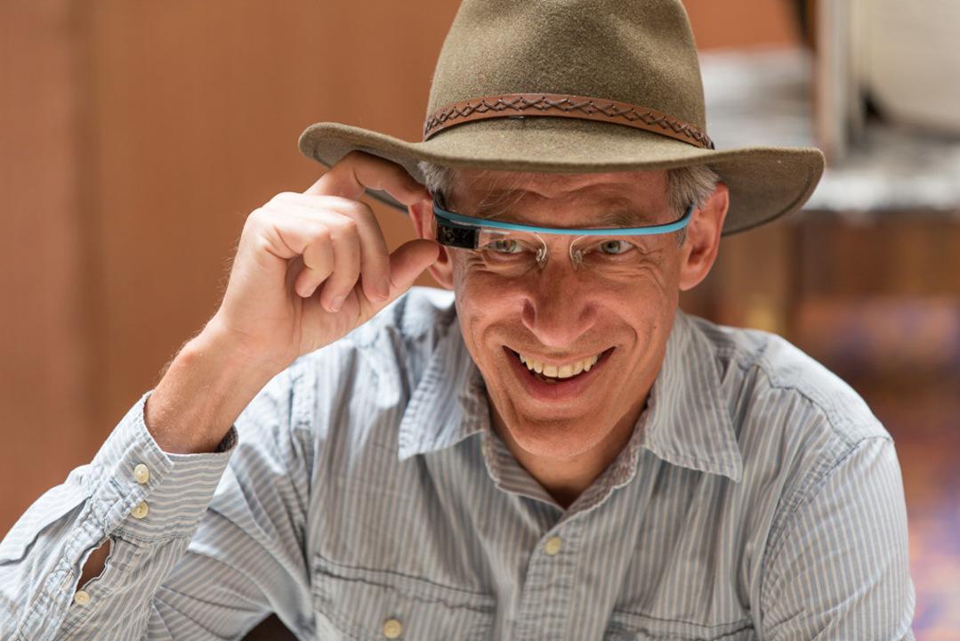 現代No.1のカメラっ子? Googleに「眼」をもたらした男:マーク・レヴォイ