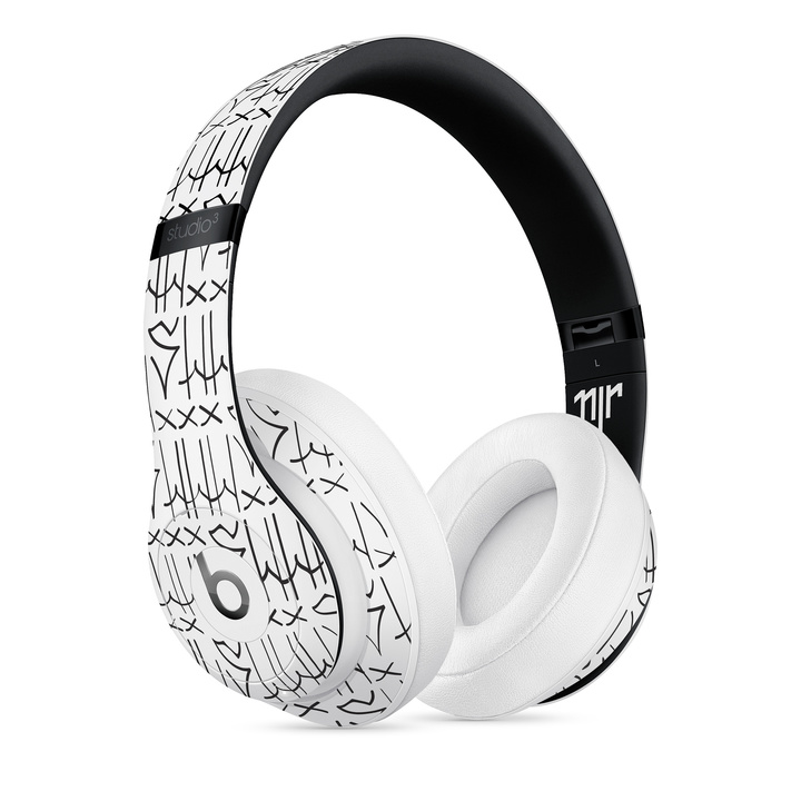 Beats×ネイマールのコラボヘッドフォンが登場。グラフィティにキメよう