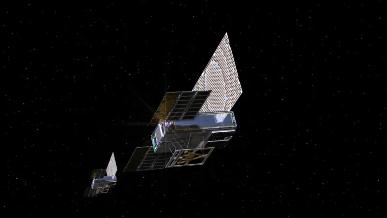 火星探査機インサイトを導いた小型衛星「WALL-E」と「EVE」が音信不通に