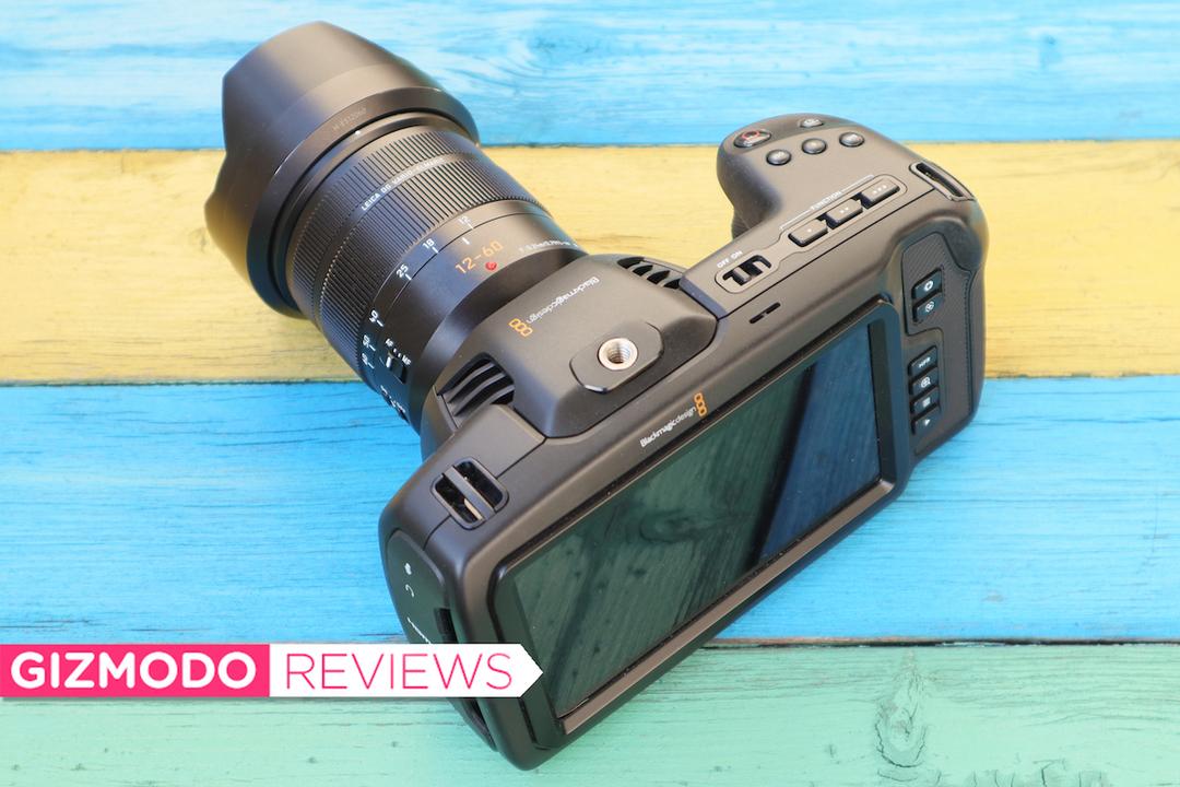 ポータブルシネカメラ「Blackmagic Pocket Cinema Camera 4K」レビュー:覚悟は、いいか