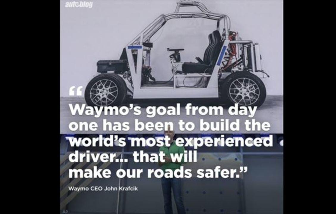 ホンダが×で日産接近のGoogle系列自動運転Waymo。伝説の創業メンバーたちは今
