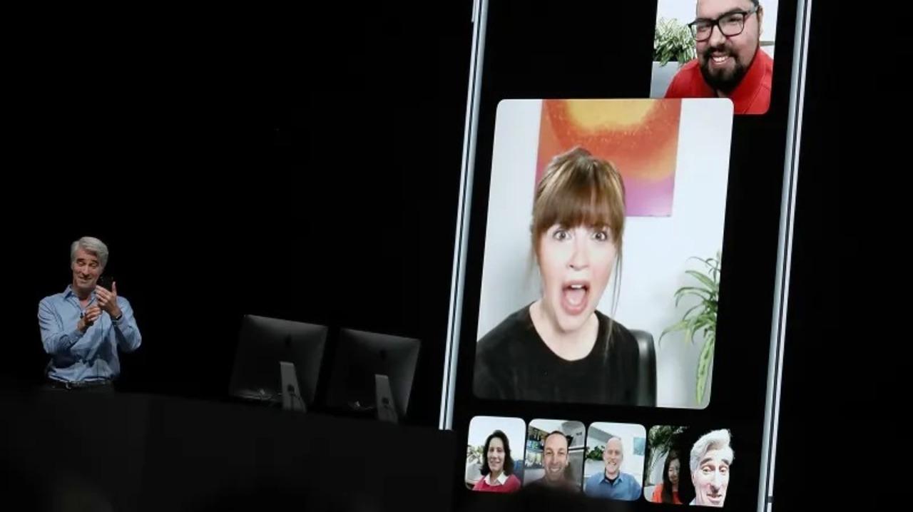 MacとiPhoneにグループFaceTimeバグ修正のアプデ来てるよ