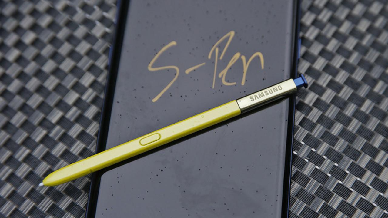 Galaxyのペンの進化が止まらない…将来は単独でカメラに?