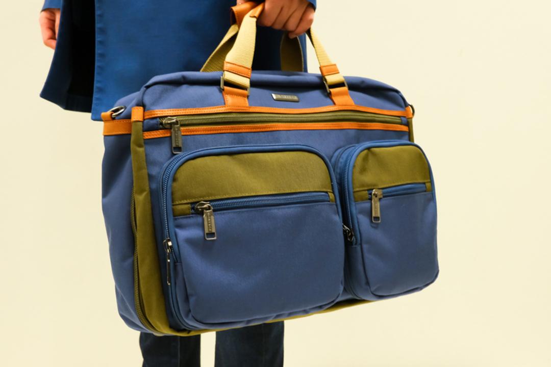 パージしちゃえばいろいろ便利な米国生まれの3in1トラベルバッグ「JW Weekender」を使ってみた