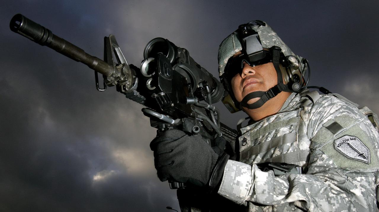 米軍「次世代ライフルはiPhoneっぽいんだぜ」