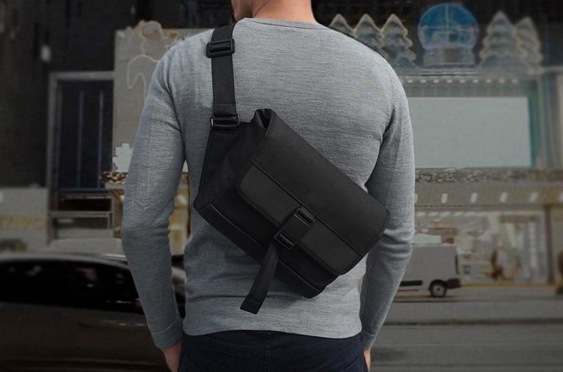 キャンペーンが残り1日!ドイツ生まれの無駄のないデザインが光るスリングバッグ「DAYFARER Sling」