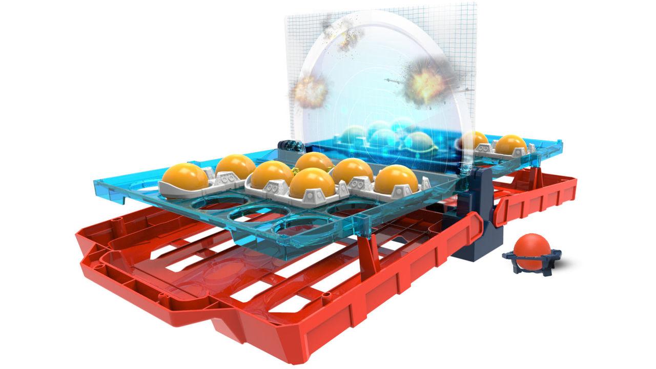 パーリィ向けのやつ。戦艦ゲーム×ビアポンなおもちゃ