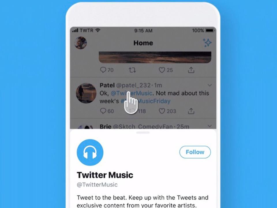 地味に便利! Twitterが「TLを離れずプロフィールを確認できる機能」をテスト中