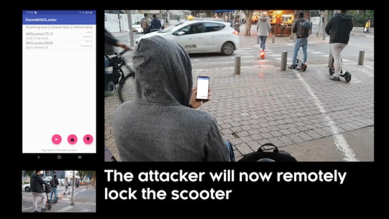 米で大流行中の電動スクーター、ハッキングされるとこんな恐ろしいことに