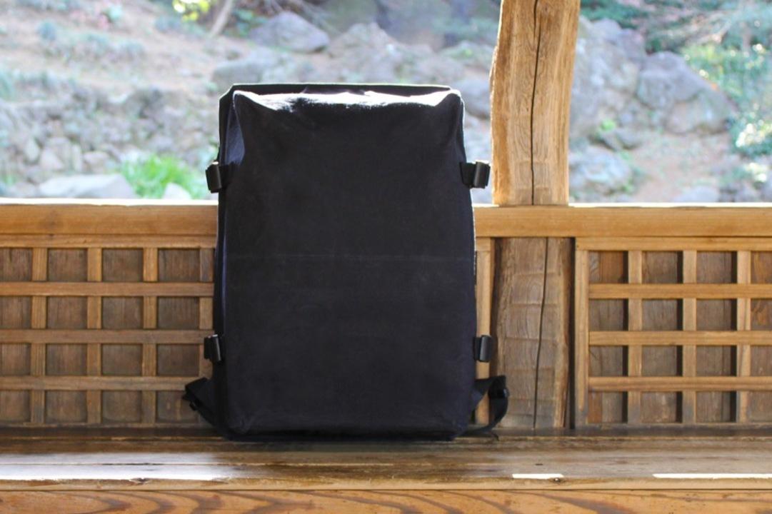 バックパックは「素材」で選ぶべし!帆布(はんぷ)を採用したユニークなバックパック「STORIO(ストーリオ)」