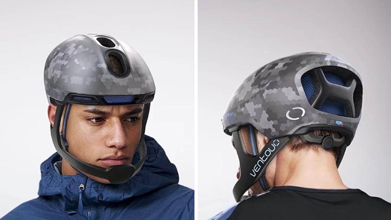 半キャップとフルフェイスのイイとこ取りをする自転車用ヘルメット