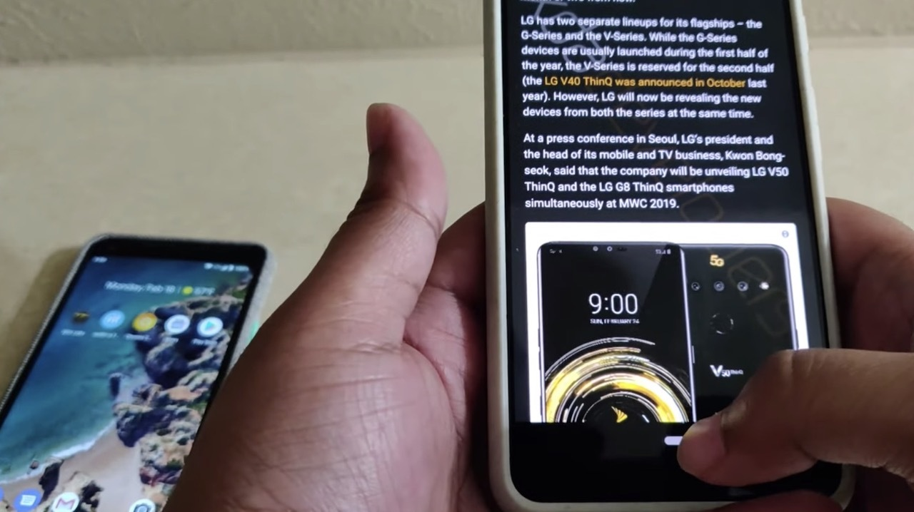 Android Qでは戻るボタンがなくなる…?