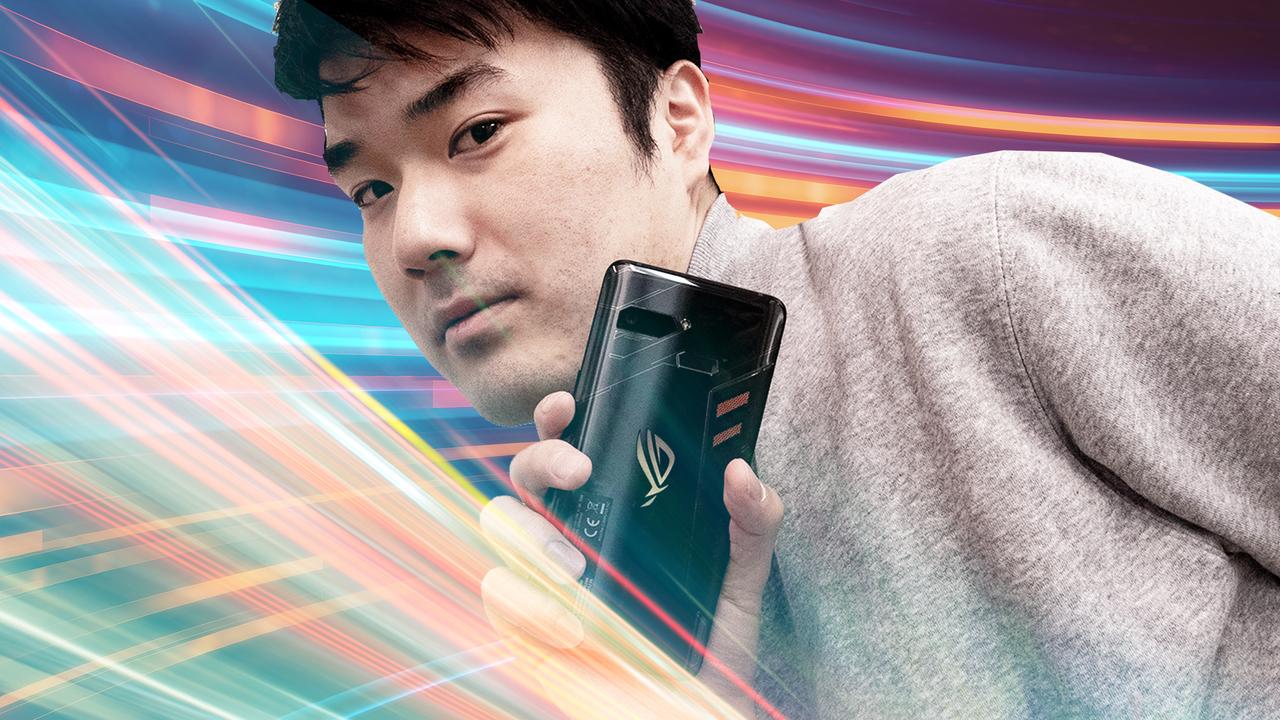 【100万円プレゼント】コーナーで差をつけろ! ASUS ROG Phone