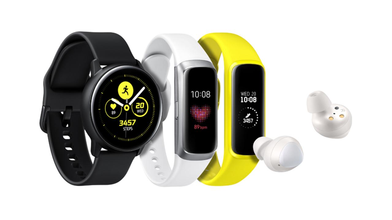 Samsungのウェアラブル3種発表。スポーティーになったね! #SamsungEvent