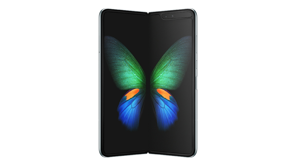 Samsungの折りたたみスマホ「Galaxy Fold」スペックまとめ。たたむと4.6インチに