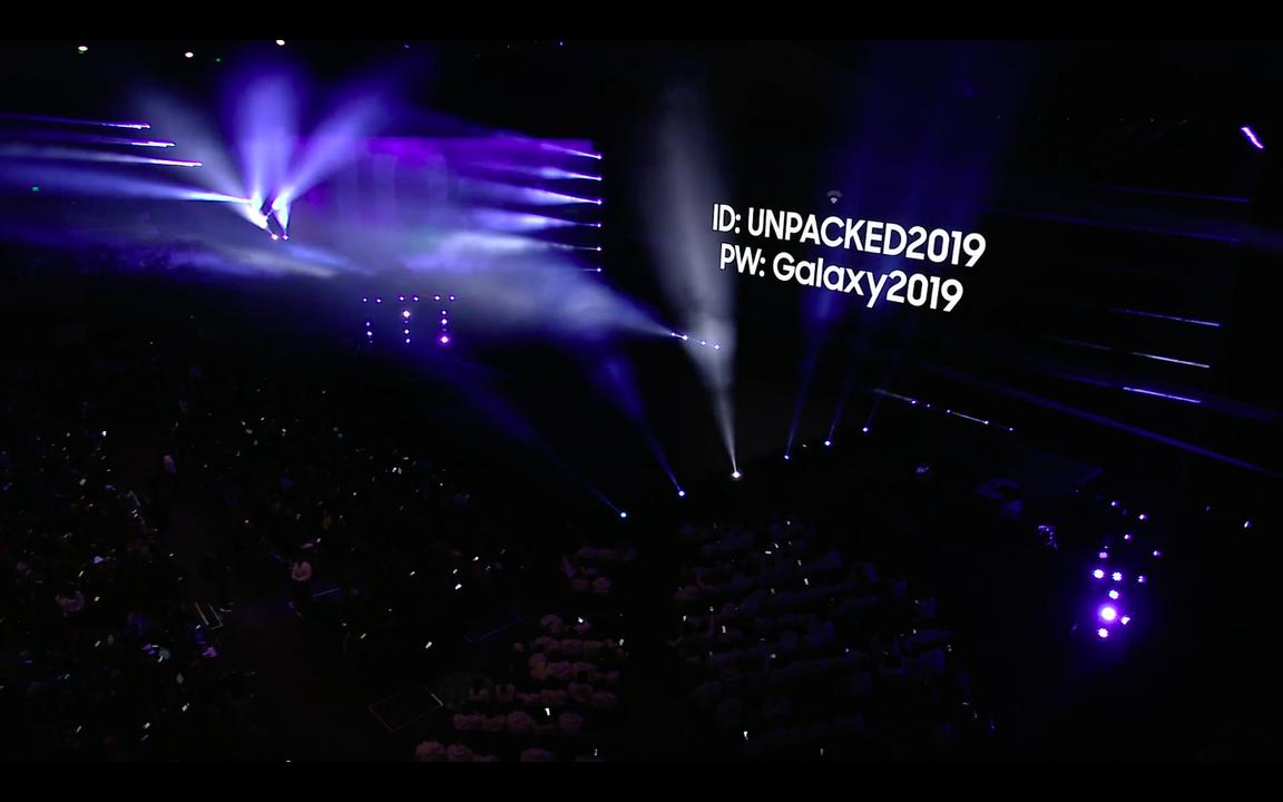 Samsungは全力できた、折りたたみスマホをひっさげて。Galaxy新製品発表イベント「UNPACKED 2019」【更新終了】