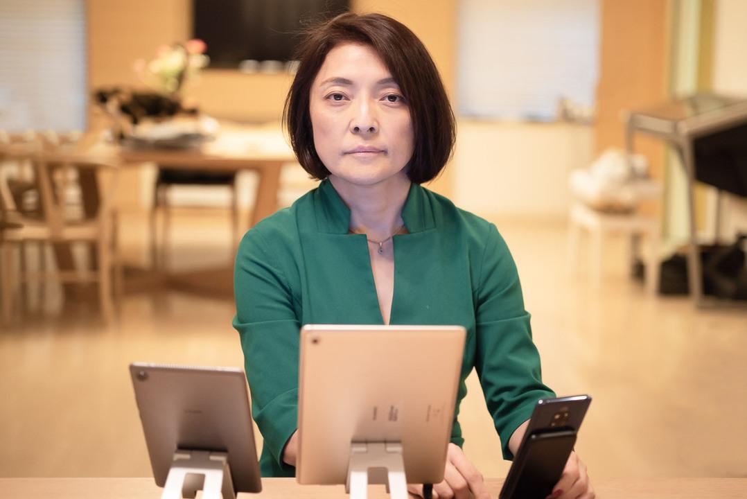 勝間和代さん、タブレット3台体制で「脱パソコン」したって本当ですか?