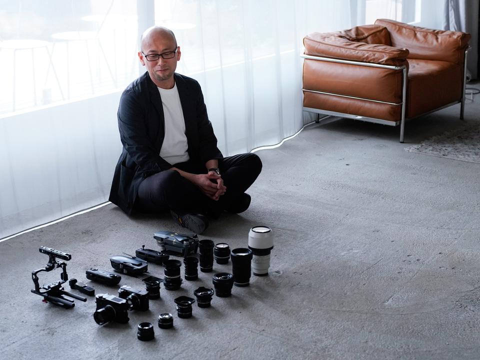 THE GUILD 安藤剛さんに聞く、カメラの楽しみ方:「Leicaを使うとしたら今なのではないか」