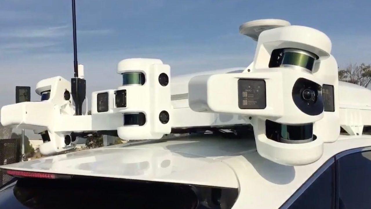Apple、ついに自動運転車開発を(ごく短く)語る