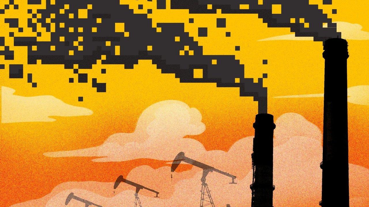 テック企業がAIを駆使して温暖化を加速してしまうという話