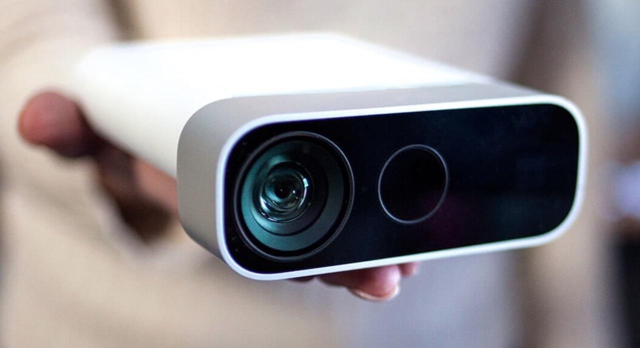 Kinectが形を変えて復活、Azure Kinectって何ができるの?