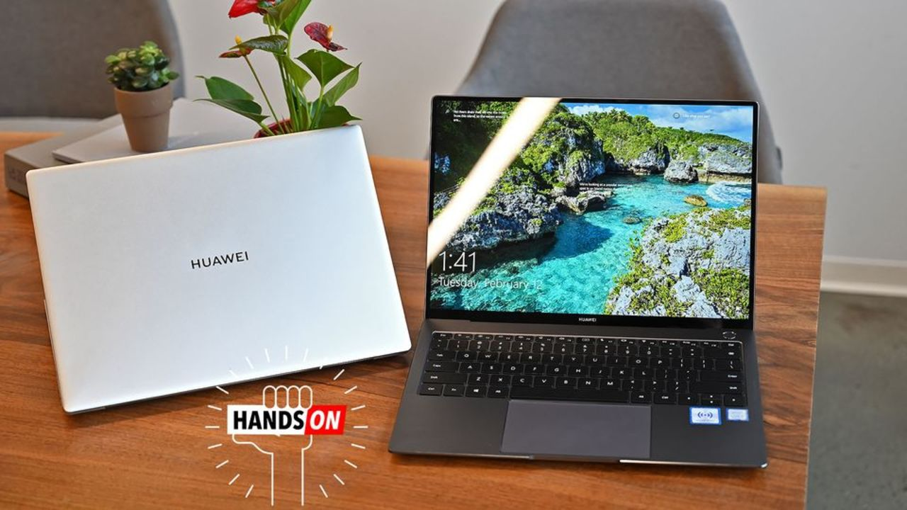 ファーウェイ新型ラップトップ「MateBook X Pro」「MateBook 14」ハンズオン:売れすぎPCにお手頃版が登場