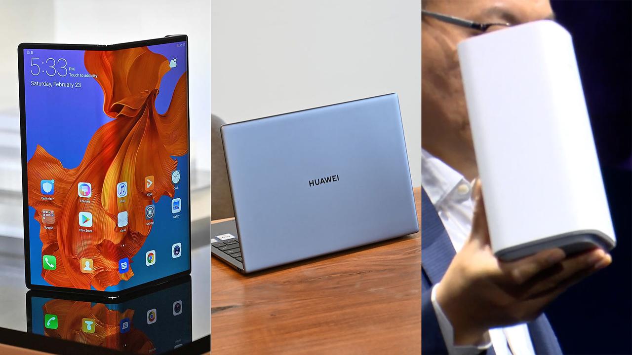 「折りたたみスマホ」だけじゃない! Huaweiが発表した新製品まとめ