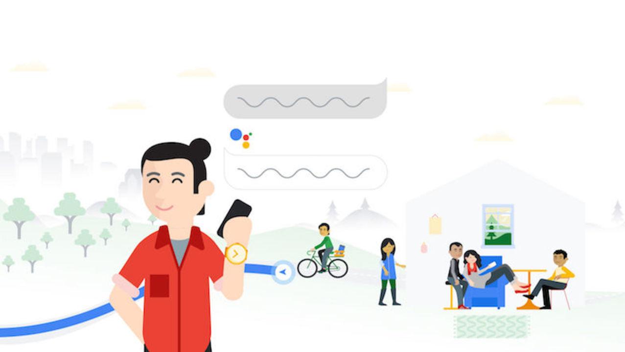Google Assistant対応拡大! メッセージアプリ対応や言語追加へ