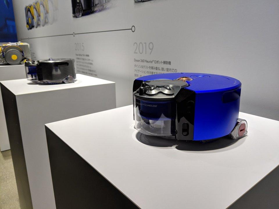 もはや動くカメラ。ダイソンの新型ロボット掃除機「Dyson 360 Heurist」